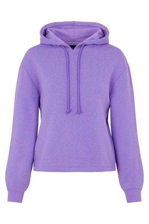 Pieces - Sweat - PC Chilli LS Hoodie - Dahlia Purple