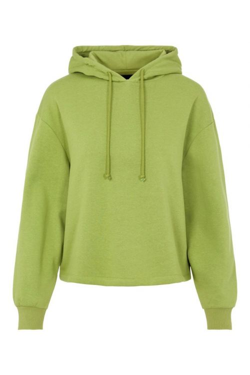 Pieces - Sweat - Chilli LS Hoodie - Turtle Green