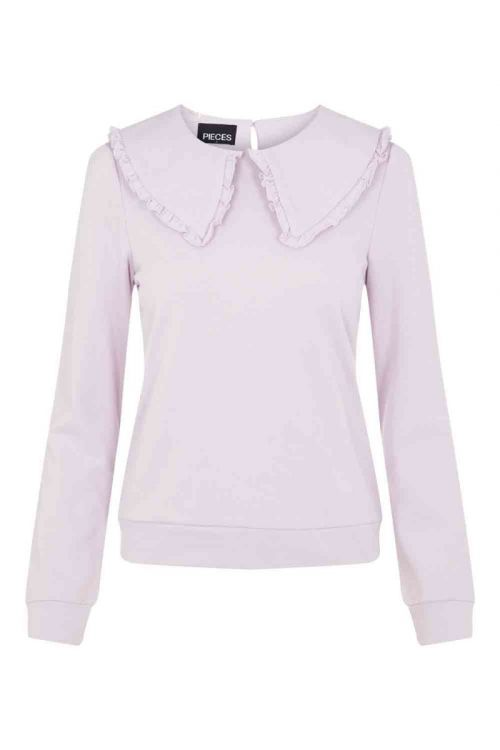 Pieces - Sweat - PC Tanja LS Top - Orchid Bloom