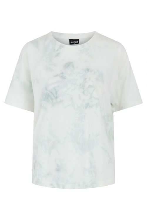 Pieces T-shirt PC Panni SS Tee Desert Sage Front