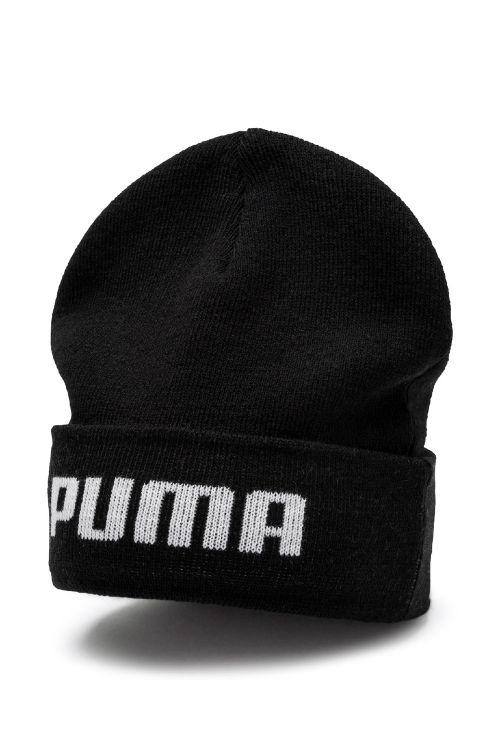 Puma - Hue - Puma Mid Fit Beanie - Black