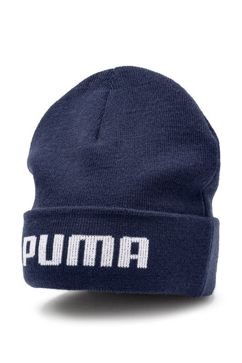 Puma - Hue - Puma Mid Fit Beanie - Peacoat
