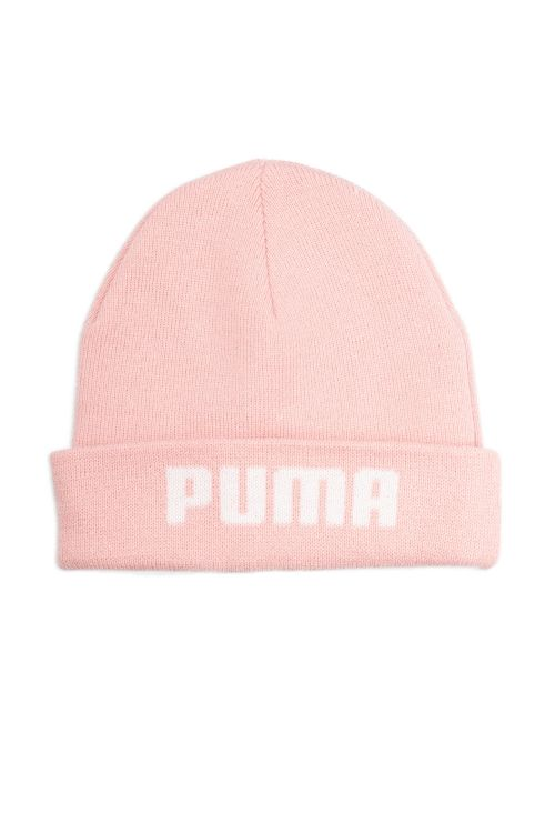 Puma Hue Mid Fit Beanie Pink Front