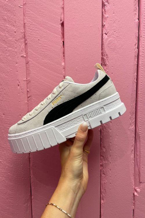 Puma Sneakers Mayze Wn's Ivory Glow Front