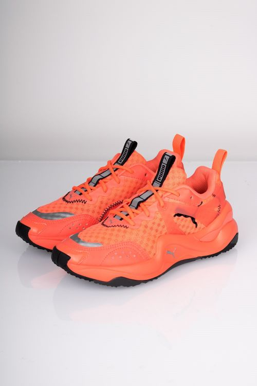 Puma Sneakers Rise Neon Wn's Nrgy Peach Front