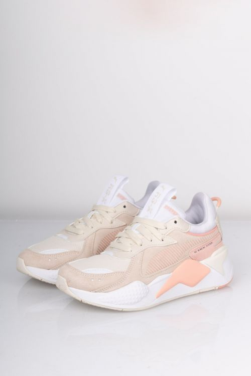 Puma Sneakers RS-X Reinvent Eggnog Apricot Blush Front