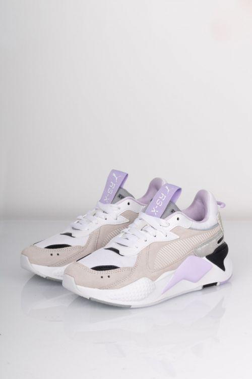 Puma Sneakers RS-X Reinvent Nimbus Cloud White Lavender Front