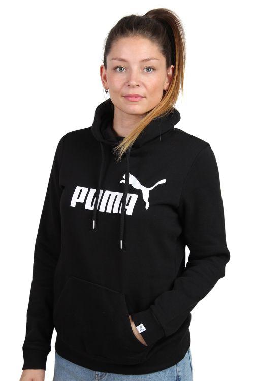 Puma - Sweatshirt - Hoody FL W - Black