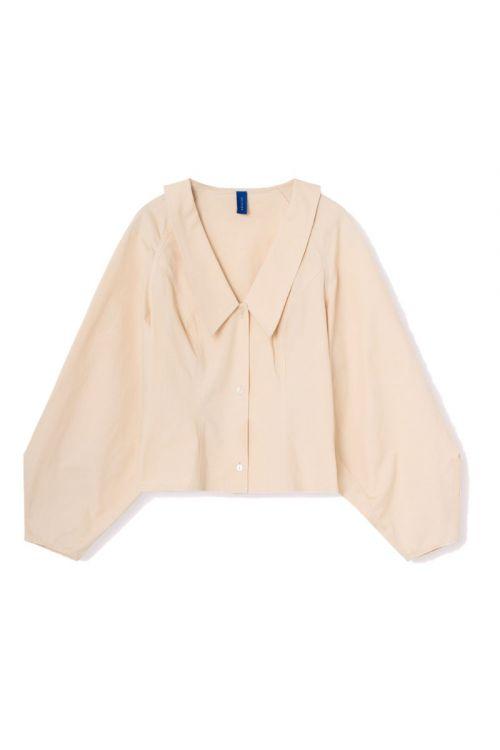 Resume - Bluse - Galaya - Blouse - Cream