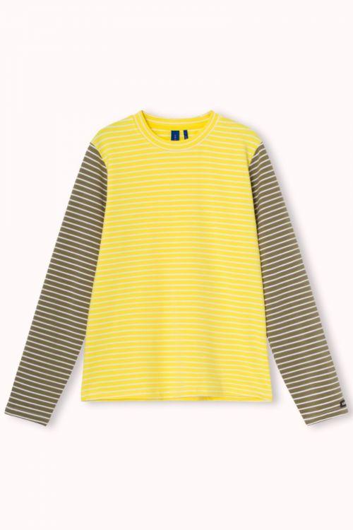 Résumé - Bluse -  Gertie - RS Tee - Yellow