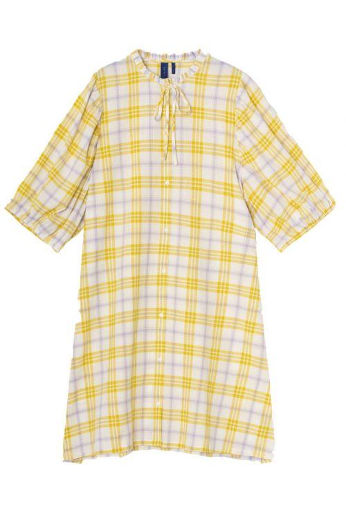 Résumé -  Kjole - EnnaRS Dress - Yellow