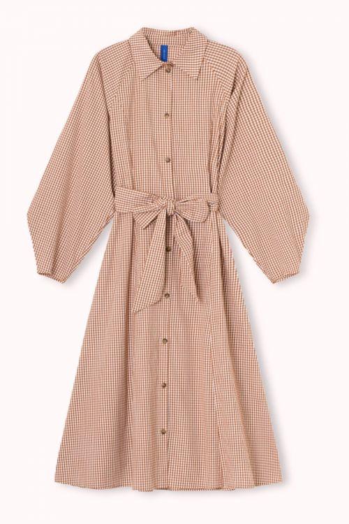 Resume - Kjole - GriffenRS - Dress - Brown