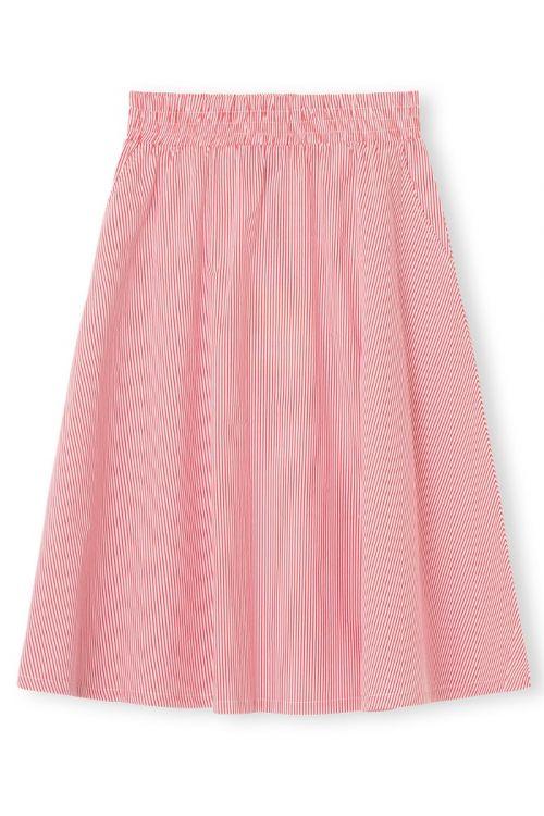Résumé - Nederdel - EloraRS Skirt - Red