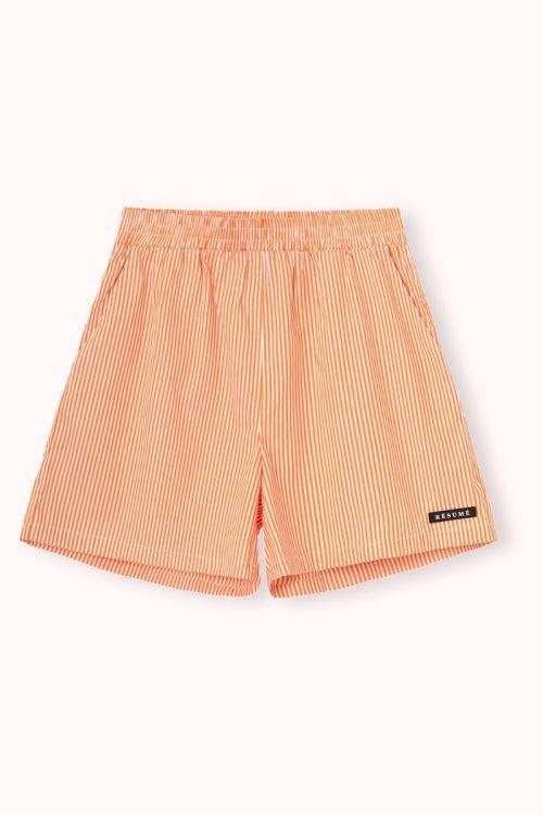 Résumé - Shorts - EllenRS Shorts - Orange