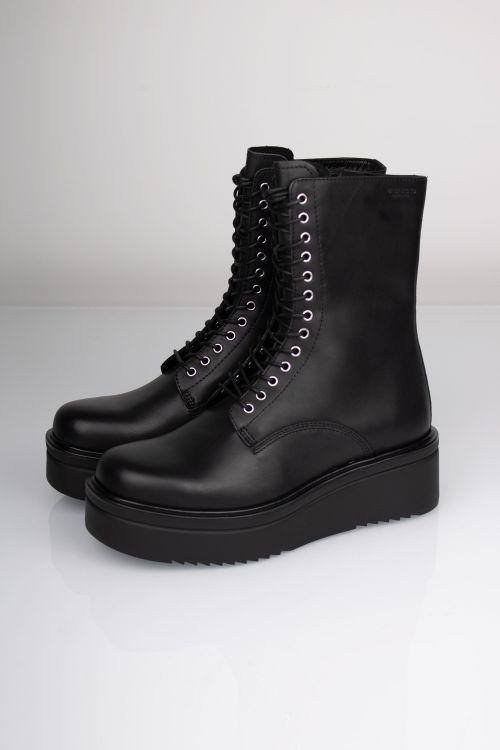Vagabond Sko Tara Black 001 Front