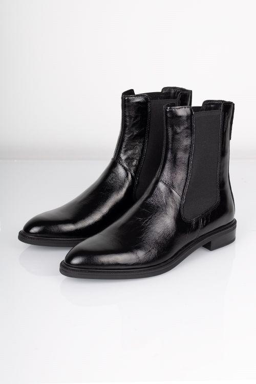 Vagabond Støvler Frances Black Front
