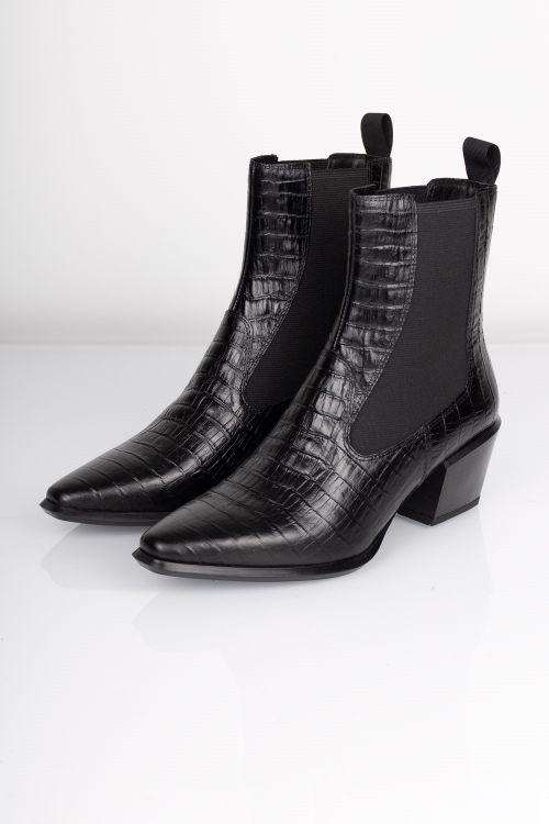 Vagabond Støvler Betsy Black Front