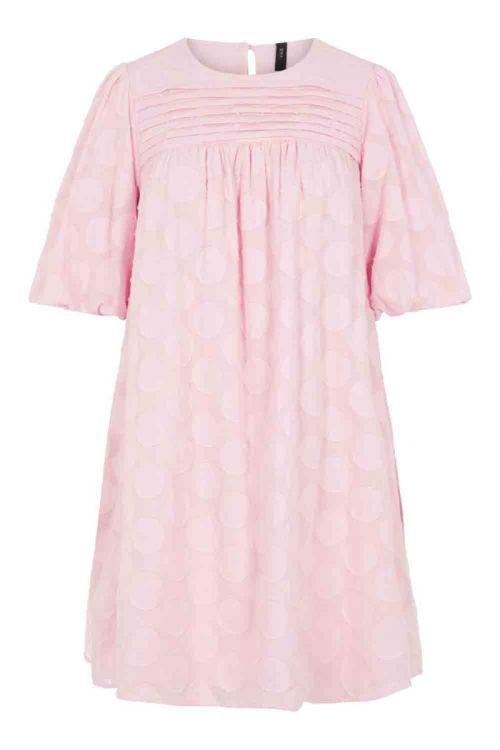 Y.A.S Kjole Danilla 2/4 Dress Roseate Spoonbill Front