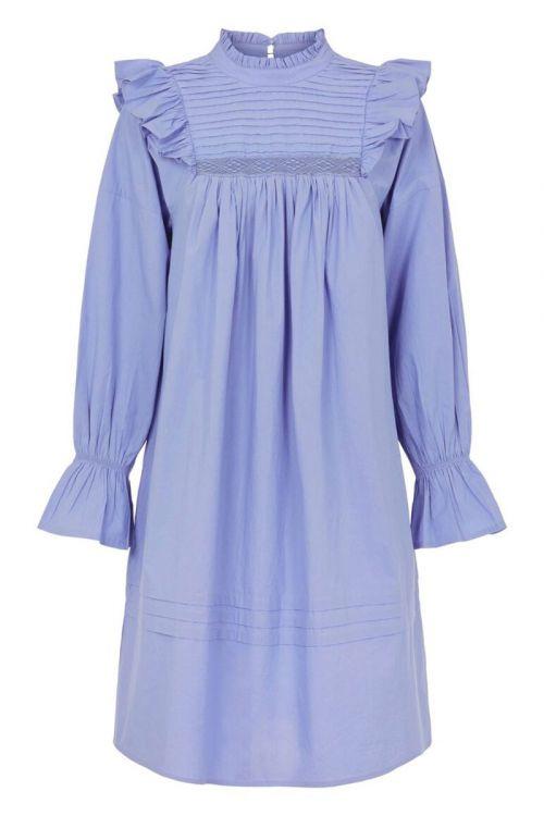 Y.A.S - Kjole - Diane LS Dress - Jacaranda