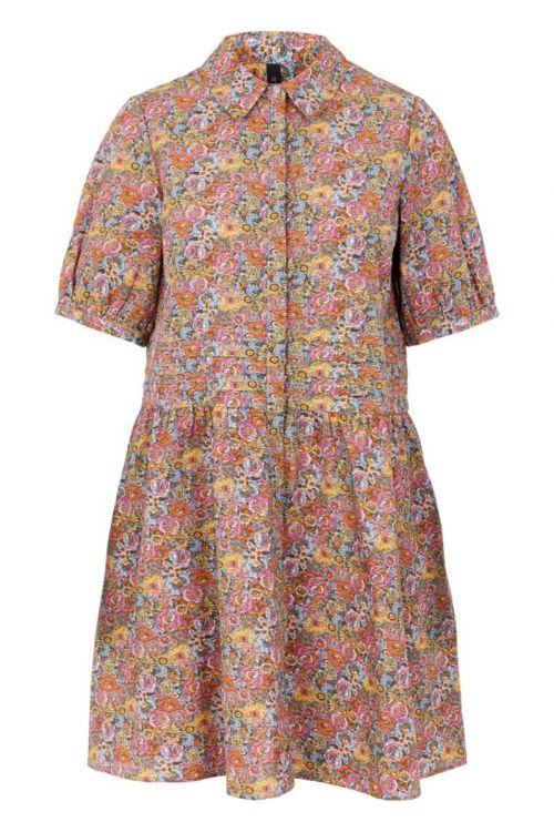 Y.A.S - Kjole - Emina 2/4 Shirt Dress - Black