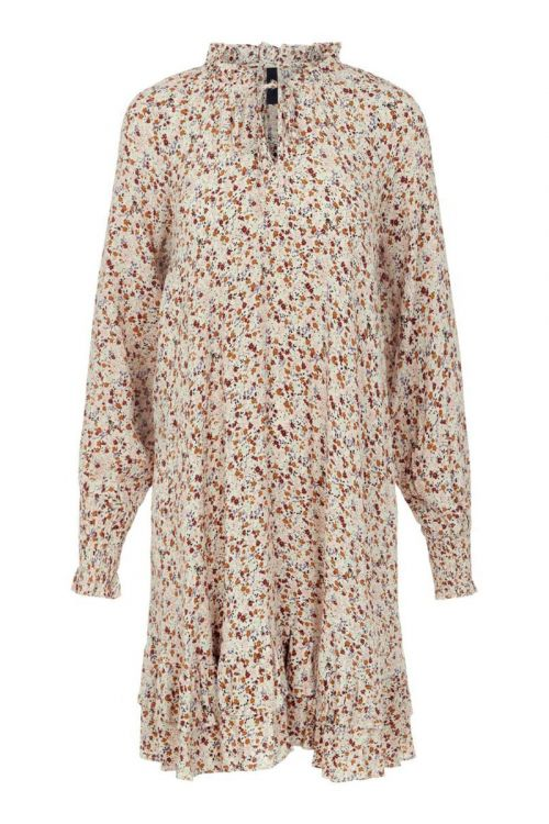Y.A.S - Kjole - Rolea LS Dress - Sand Dollar