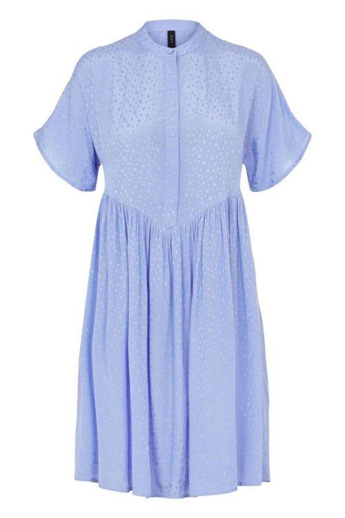 Y.A.S - Kjole - Yetta SS Dress - Jacaranda