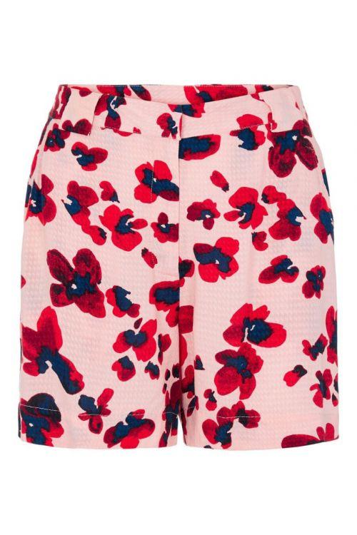 Y.A.S - Shorts - Bamelia HW Shorts - English Rose