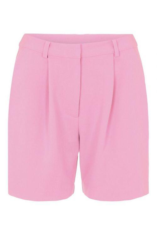 Y.A.S - Shorts - Dorothy HW Shorts - Fuchsia Pink