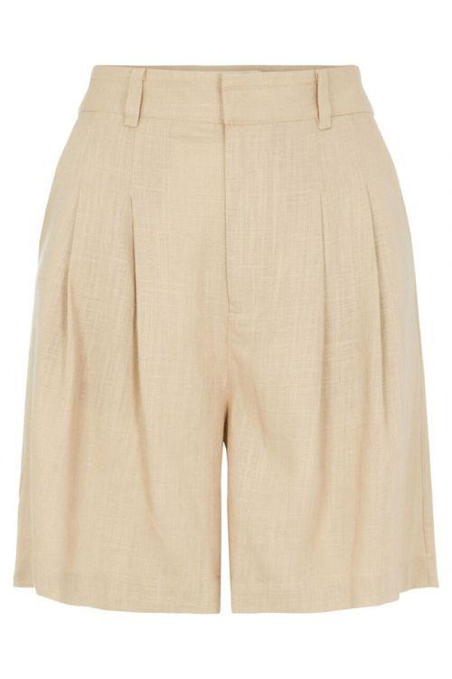 Y.A.S - Shorts - Himina Shorts - Humus