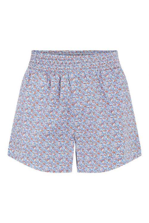 Y.A.S - Shorts - Tassa HW Shorts - Parisian Blue