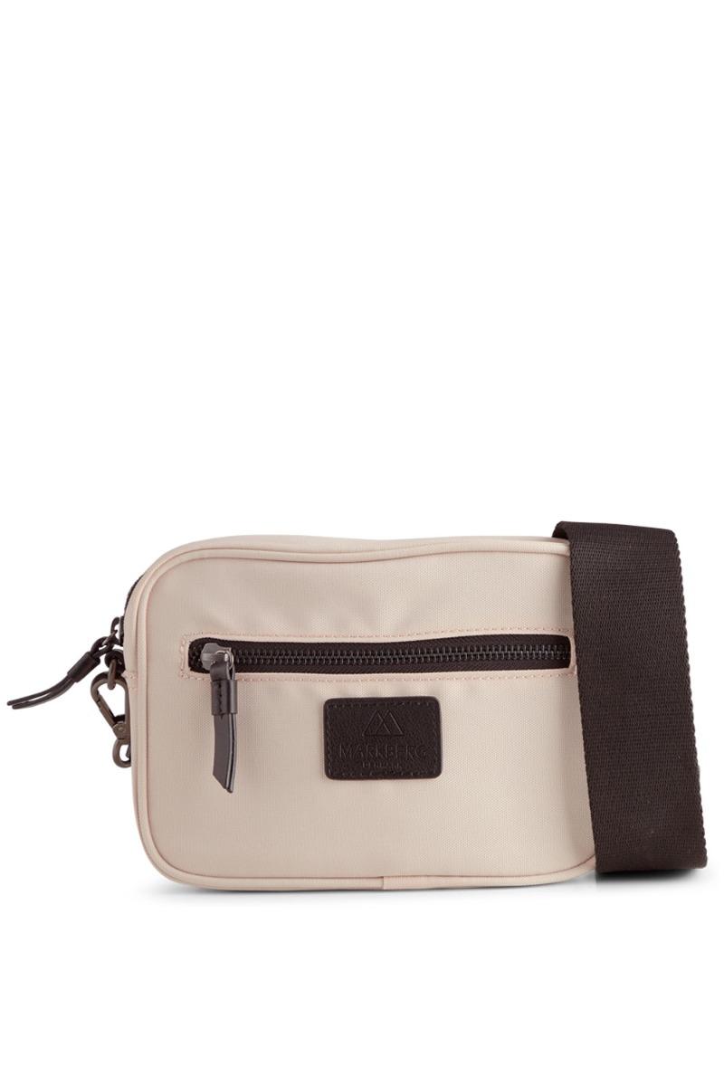 Køb Markberg – Taske – Elea Crossbody Bag Recycled – Blush w/Black