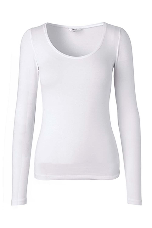 mbyM - Bluse - Anna - Optical White