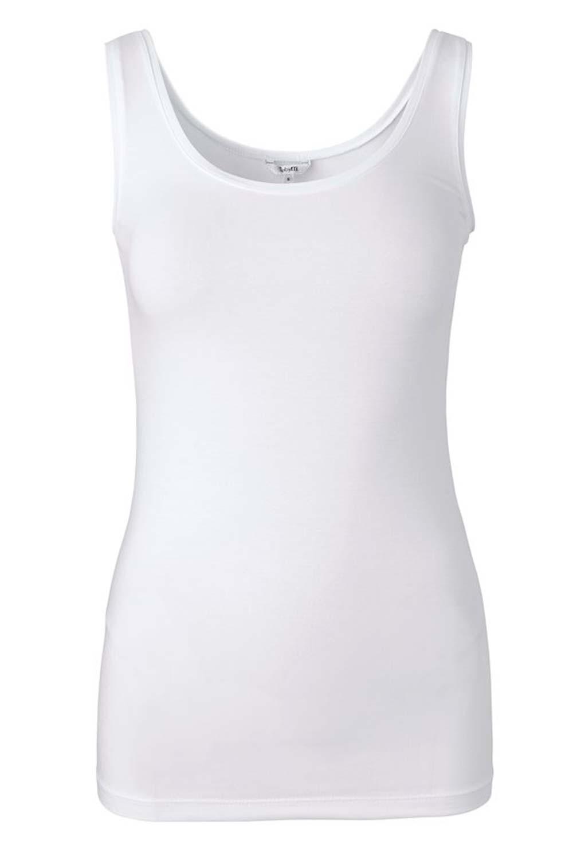 mbyM - Top - Sina - Optical White