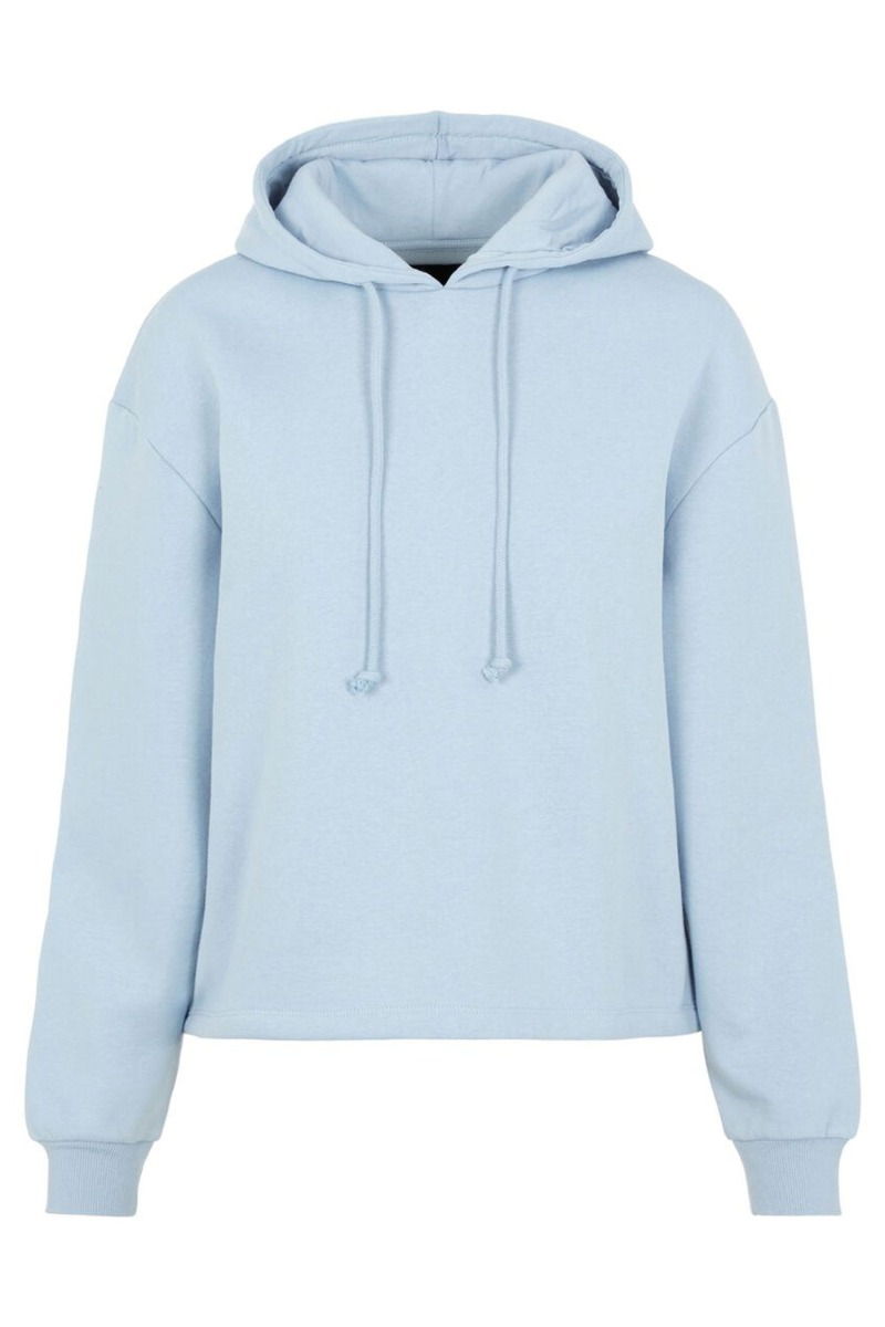 Pieces - Sweat - Chilli LS hoodie - Blue Fog